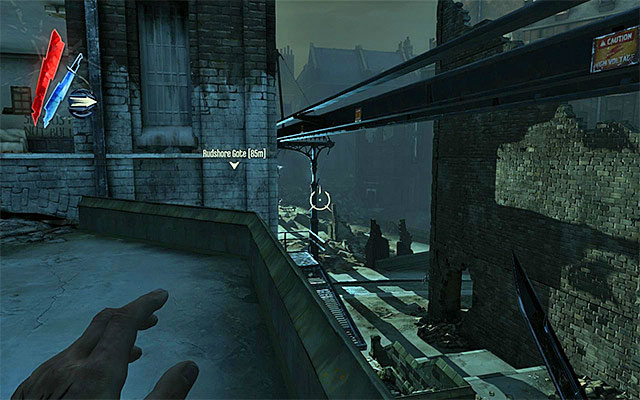 Getting Across The Quarantine Wall Mission 7 The