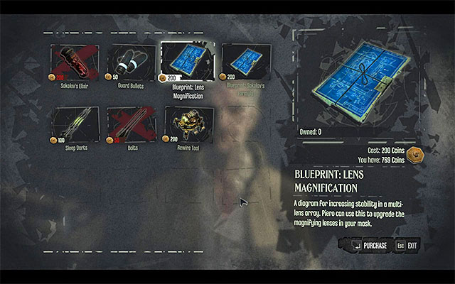 Blueprints - locations | Collectibles - Dishonored Game