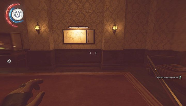 Clockwork Mansion Dishonored  Waiting Room Key