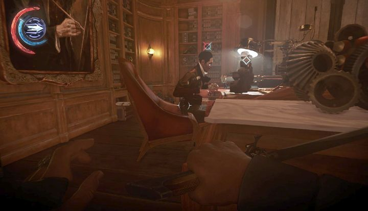 Dishonored  Mission  The Electro Shock Room