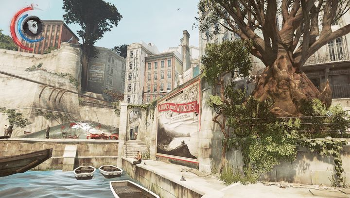 Locate The Black Market Shop Optional Mission 2 Dishonored 2
