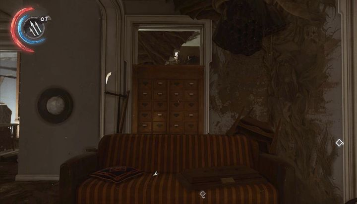 Dishonored  Addermire Secret Room