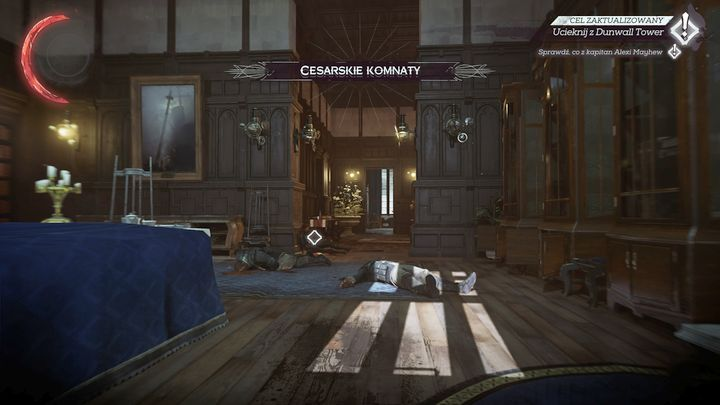 Escape From Dunwall Tower Mission 1 Dishonored 2 Game