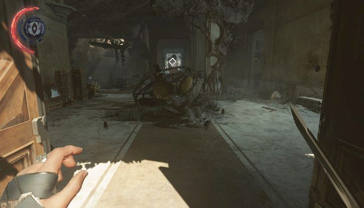 Find Aramis Stilton Present Mission 7 Dishonored 2
