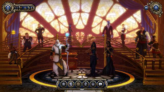 Soon after the start, you will have to choose your future wife - Act II - Walkthrough - Divinity: Dragon Commander - Game Guide and Walkthrough