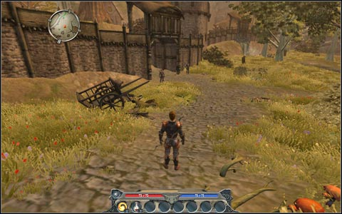 Follow the path and you will reach a village - Broken Valley - Main quests - Broken Valley - Divinity II: Ego Draconis - Game Guide and Walkthrough