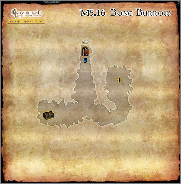 1 - Orobas Fjords - M5.16 Bone Burrow - Orobas Fjords - Divinity II: Ego Draconis - Game Guide and Walkthrough