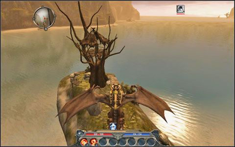 Each of the three statues requests a seed from the tree which you will find in Orobas Fjords - Orobas Fjords - Main quests - Orobas Fjords - Divinity II: Ego Draconis - Game Guide and Walkthrough