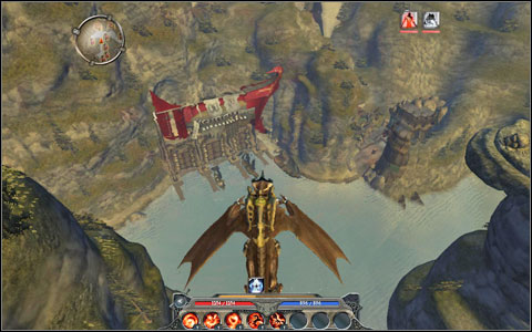 In order to obtain the last item needed to get into the Hall of Echoes, you have to head to the capital - Aleroth - Orobas Fjords - Main quests - Orobas Fjords - Divinity II: Ego Draconis - Game Guide and Walkthrough