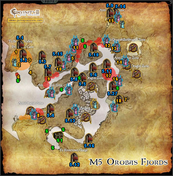 World atlas map orobas fjords divinity ii ego draconis game 1 world atlas map orobas fjords world atlas orobas fjords gumiabroncs Gallery
