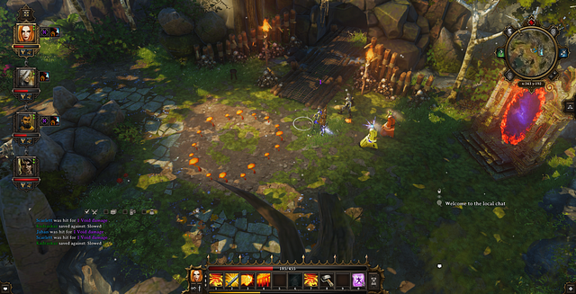 The mushroom circle - The Trolls Bounty | Luculla Forest / Hiberheim - Side quests - Luculla Forest / Hiberheim - Side quests - Divinity: Original Sin Game Guide