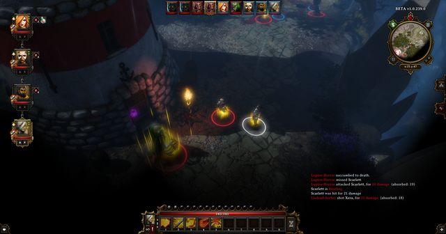 Embora o próprio chefe não é muito exigente, ele tem um monte de minions - O Pacto de Scaredy - missões secundárias - Cyseal - Divindade: Original Sin - Guia de jogo e passo a passo