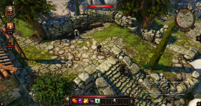 This is where you meet Elgandaer for the first time - Elf-Orc Blood Feud | Cyseal - Side quests - Cyseal - Side quests - Divinity: Original Sin Game Guide