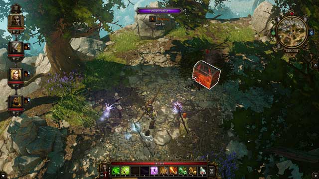 ... Secrets and digging out treasures - Divinity: Original Sin Game Guide