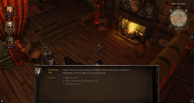 You are tasked, with this quest, by the cat. If you can communicate with it. - Kitty Love | Cyseal - Side quests - Cyseal - Side quests - Divinity: Original Sin Game Guide