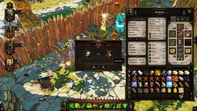 Every item in the game can be processed to something else. - How to Earn Gold Quickly? - Game Guide - Divinity: Original Sin Game Guide