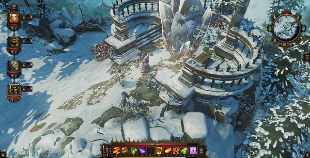 The frozen troll - Remaining quests | Luculla Forest / Hiberheim - Side quests - Luculla Forest / Hiberheim - Side quests - Divinity: Original Sin Game Guide