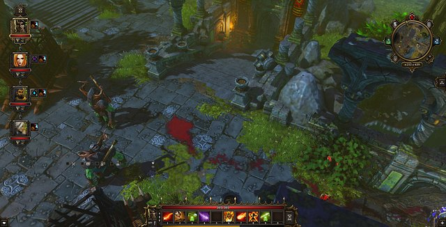 The entrance to the secret temple - The Initiation / Infiltrating the Imaculates | Luculla Forest / Hiberheim - Main quests - Luculla Forest / Hiberheim - Main quests - Divinity: Original Sin Game Guide