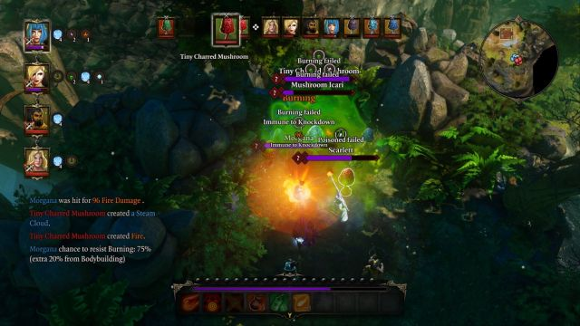 The encounter with the mushrooms is one of the worst in the entire game! - Find the Witch | Luculla Forest / Hiberheim - Main quests - Luculla Forest / Hiberheim - Main quests - Divinity: Original Sin Game Guide