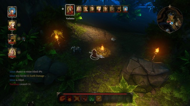 Vaelanna is quite a specific boss, and the encounter with the woman differs slightly from the rest - Vaelanna | Bosses - Bosses - Divinity: Original Sin Game Guide