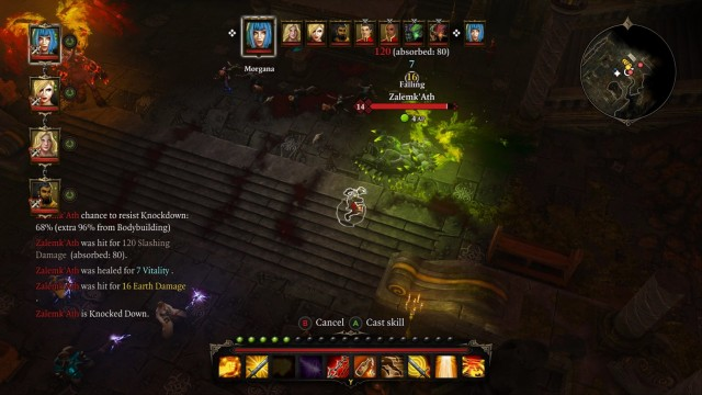 This time you will be fighting with Mangoths servants. - Mangoths Servants | Bosses - Bosses - Divinity: Original Sin Game Guide