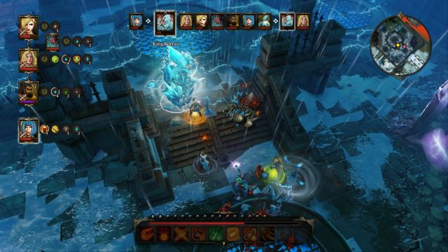 Eliminate the elementals all the time - if not, you will have to fight 10 or more enemies after a couple of rounds. - King Boreas | Bosses - Bosses - Divinity: Original Sin Game Guide