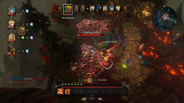 Use your own summons to divert attention of the zombies off your party. - Cassandra | Bosses - Bosses - Divinity: Original Sin Game Guide