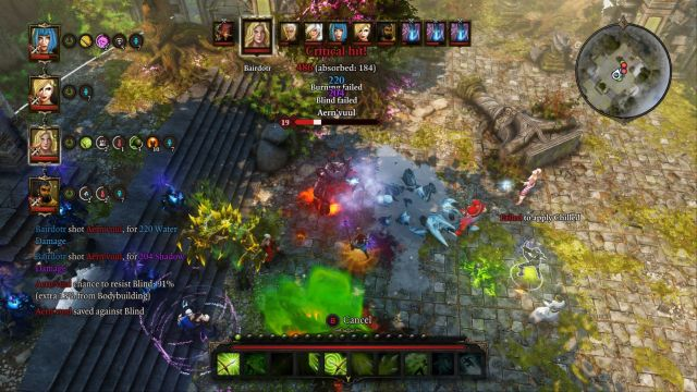During the encounter you have to kill demons in a specified order. - Leandra | Bosses - Bosses - Divinity: Original Sin Game Guide