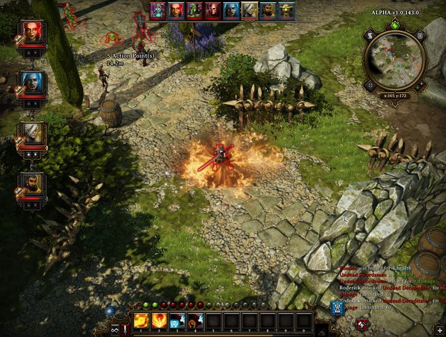 Combat in Divinity is turn-based - Combat Basics - Combat - Divinity ...