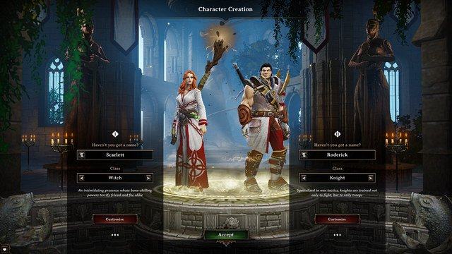 Character Creation - Divinity: Original Sin Game Guide