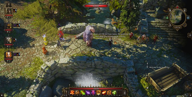 An argument with a troll - Remaining quests | Dark Forest - Side quests - Dark Forest - Side quests - Divinity: Original Sin Game Guide