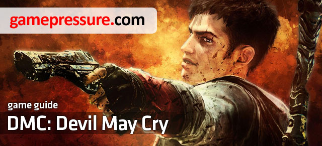 Guide to Devil May Cry contains detailed walkthrough - DMC: Devil May Cry - Game Guide and Walkthrough