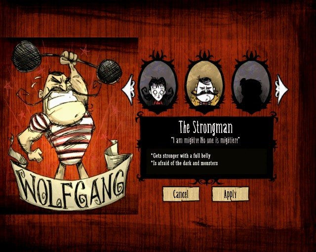 Dont Starve Wilson And Charlie - 0425
