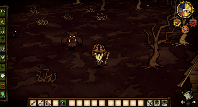 how to kill ent in dont starve together