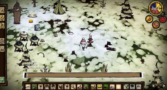To be able to use cheat codes, you first need to unlock access to the in-game console - Codes - Cheat codes - Dont Starve - Game Guide and Walkthrough