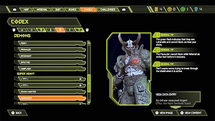 Doom Eternal Marauders How To Defeat Them Doom Eternal Guide Gamepressure Com