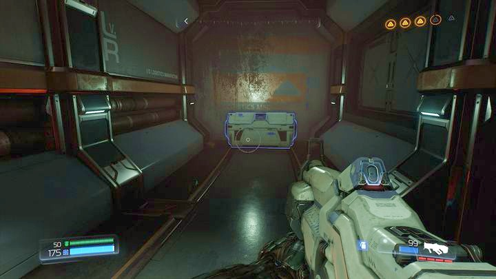Argent Cell is in the room where you activate the drones that will take you to the higher floor of the tower - Argent Energy Tower | Secrets - Secrets - Doom Game Guide & Walkthrough
