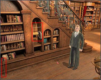 Library II | Vienna - Dracula: Origin Game Guide & Walkthrough