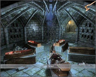 draculas castle game walkthrough