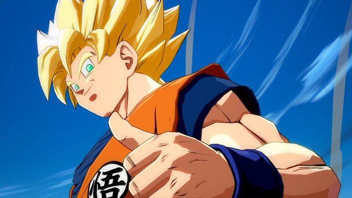 Goku Super Saiyan Characters Dragon Ball Fighterz Game Guide