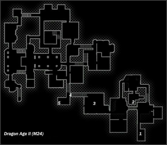 forbidden lair dragon age 2