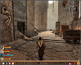 If you have chosen the peaceful option, you will be able to continue the game at once - Tranquility - Act I - Dragon Age II - Game Guide and Walkthrough