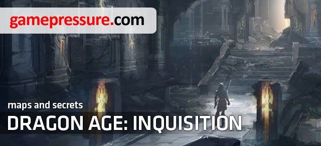 The world atlas for Dragon Age: Inquisition includes a plethora of information that may prove useful, while exploring the virtual world of Thedas - Introduction | Dragon Age: Inquisition World Atlas - World Atlas - Dragon Age: Inquisition Game Guide & Walkthrough
