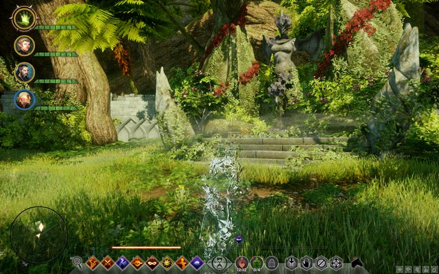 The Altar of Mythal - The Final Piece - Main storyline quests (The Path of the Inquisitor) - Dragon Age: Inquisition Game Guide & Walkthrough