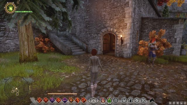 Door to armory - Perseverance - The Inner Circle (companion quests) - Dragon Age: Inquisition Game Guide & Walkthrough