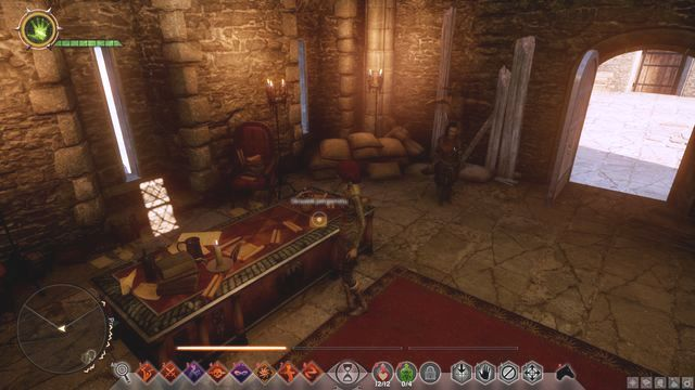 Letter in Cullens office. - Happier Times - The Inner Circle (companion quests) - Dragon Age: Inquisition Game Guide & Walkthrough