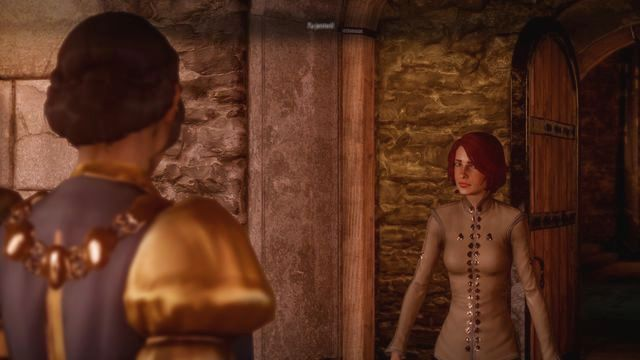 When after the talk you return to the Hold, entering the Josephine office will trigger a cutscene - An Unexpected Engagement - The Inner Circle (companion quests) - Dragon Age: Inquisition Game Guide & Walkthrough