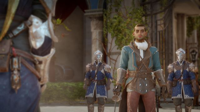 Josephines fianc� from Val Royeaux - An Unexpected Engagement - The Inner Circle (companion quests) - Dragon Age: Inquisition Game Guide & Walkthrough