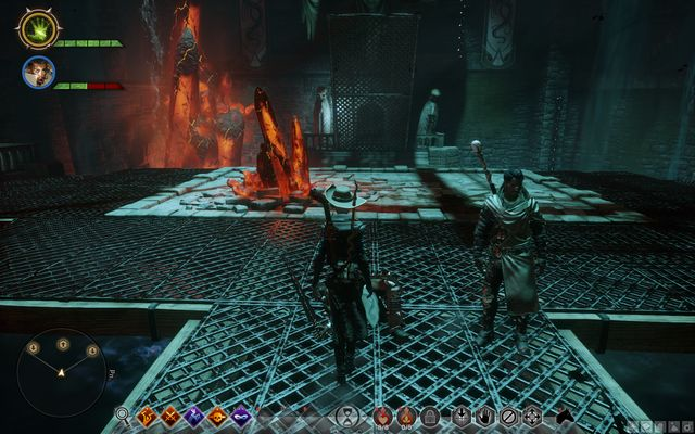 Redcliffe Castle - Preliminary information | Redcliffe Castle - Redcliffe Castle - Dragon Age: Inquisition Game Guide & Walkthrough