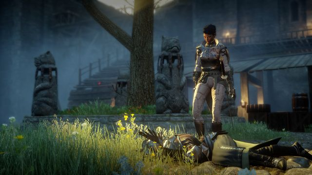 Caer Oswin - Preliminary information | Caer Oswin - Caer Oswin - Dragon Age: Inquisition Game Guide & Walkthrough
